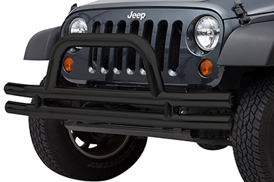 Jeep Wrangler Smittybilt Tubular Front Bumpers