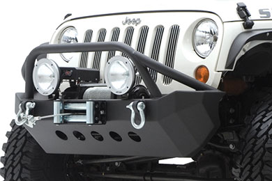 Jeep Cherokee Smittybilt XRC Front Bumpers