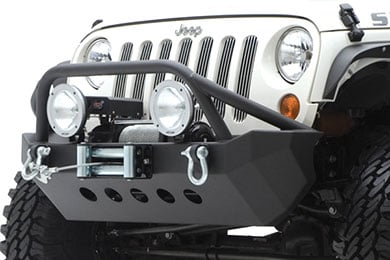 Jeep Wrangler Smittybilt XRC Front Bumpers