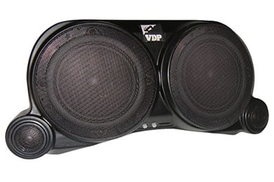 Jeep Wrangler VDP Center Speaker System