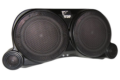vdp jeep center speaker system