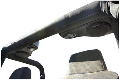 Jeep Wrangler VDP Sound Wedges