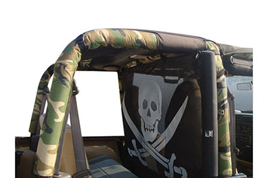 vdp jeep sport bar covers