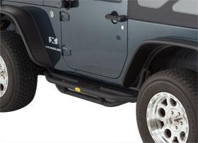 Jeep Wrangler Smittybilt SRC Side Armor