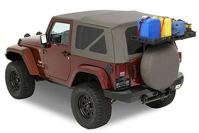 bestop high rock 4x4 cargo rack hero
