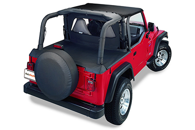 Jeep Wrangler Bestop Header Style Bikini Tops