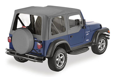 Jeep Wrangler Bestop Replace-A-Top Jeep Top
