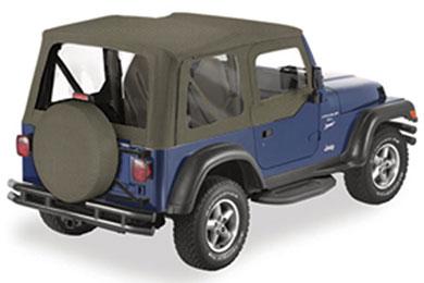 Bestop Replace-A-Top Jeep Top