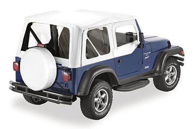 Bestop Replace-A-Top Jeep Top
