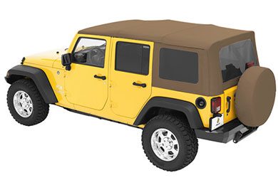 Bestop Sailcloth Replace-A-Top Soft Jeep Top