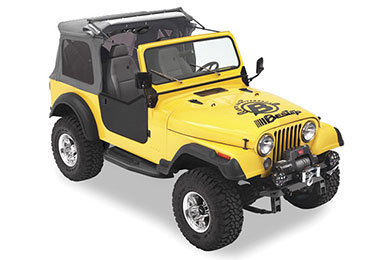 Bestop Sunrider Jeep Soft Top