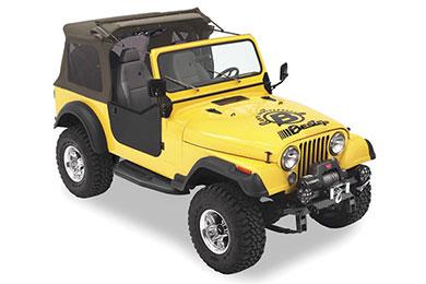 Bestop Sunrider Jeep Soft Top