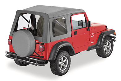 Bestop Supertop Jeep Top