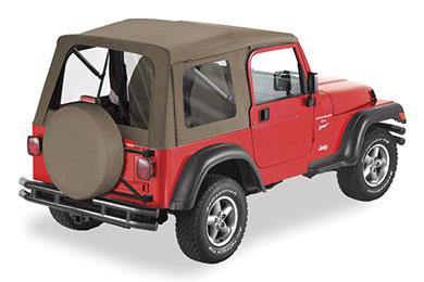 Bestop Supertop Jeep Top