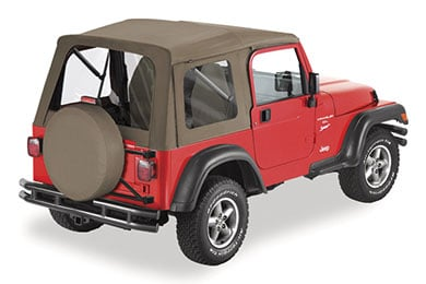 Jeep Wrangler Bestop Supertop Jeep Top