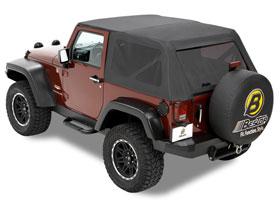 Bestop Trektop Jeep Top