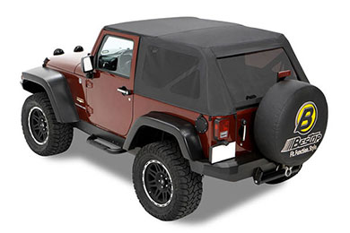 Jeep Wrangler Bestop Trektop Jeep Top