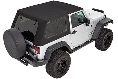 Jeep Wrangler Bestop TrekTop Pro Soft Top