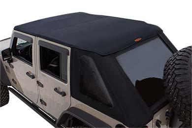 Jeep Wrangler Bushwacker Trail Armor Jeep Soft Top