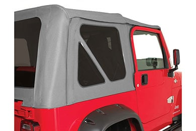 Rampage Complete Jeep Soft Top