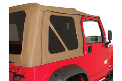 Jeep Wrangler Rampage Complete Jeep Soft Top
