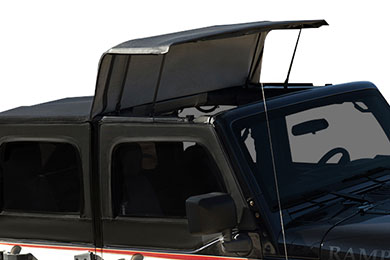 Jeep Wrangler Rampage Trailview Soft Top