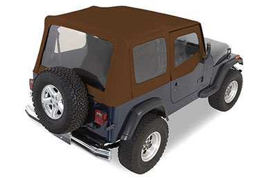 Jeep Wrangler Rugged Ridge XHD Soft Tops