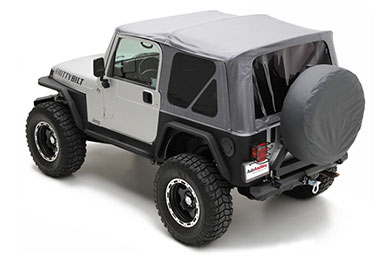 Jeep Wrangler Smittybilt Replacement Jeep Soft Tops