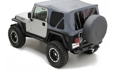 Smittybilt Replacement Jeep Soft Tops