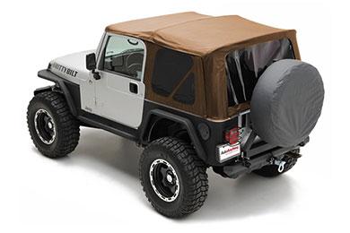 Smittybilt Replacement Jeep Soft Tops