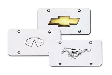 Au-TOMOTIVE GOLD, INC. Logo Front License Plates