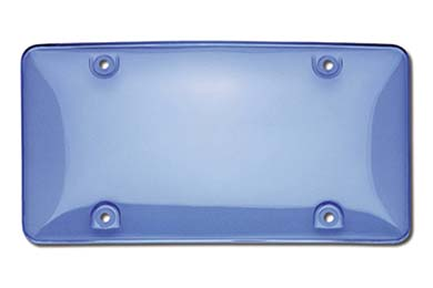 Cruiser Accessories Tuf-Shield License Plate Shield
