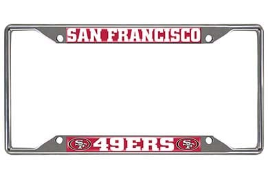Mercury Mariner FANMATS NFL License Plate Frame