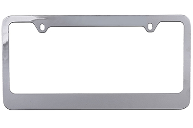 Volkswagen GTI ProZ Heavy Duty License Plate Frame
