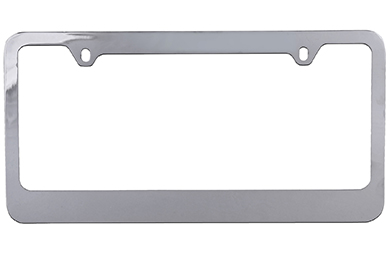 Audi Q7 ProZ Heavy Duty License Plate Frame