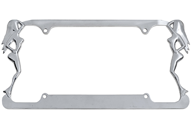 Ford F-250 ProZ Lady License Plate Frame