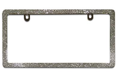 Toyota Tundra ProZ Bling License Plate Frame
