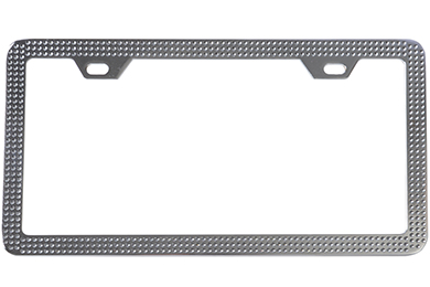 Honda Element ProZ Sparkling License Plate Frame