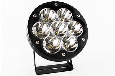 "Nissan Frontier ProZ 7"" 70 Watt LED Off-Road Light"