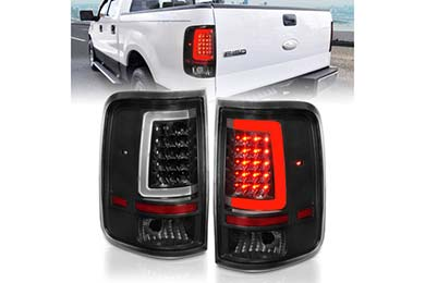 Mazda Tribute Anzo USA LED Tail Lights
