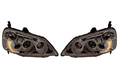 Subaru Outback Anzo USA Headlights