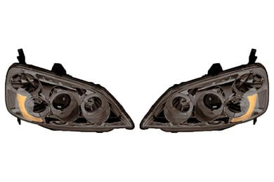 Hyundai Tucson Anzo USA Headlights