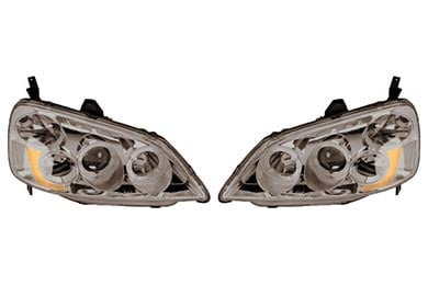BMW X5 Anzo USA Headlights