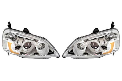 Subaru Legacy Anzo USA Headlights