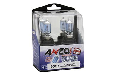 Lexus IS F Anzo USA Bulbs