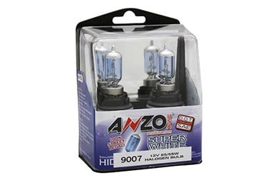 GMC Sonoma Anzo USA Bulbs