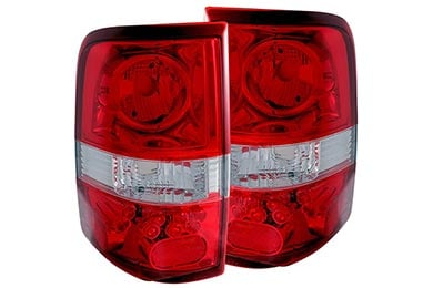 Mercedes-Benz 260 Anzo USA Euro Tail Lights