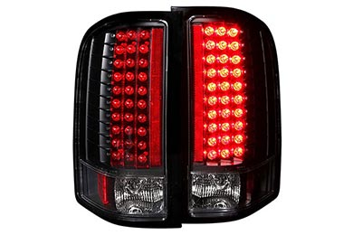 Mitsubishi Lancer Anzo USA LED Tail Lights