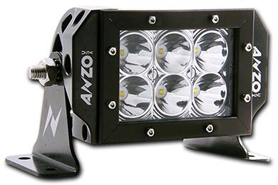 Ford F-350 Anzo USA Rugged Vision LED Off Road Lights
