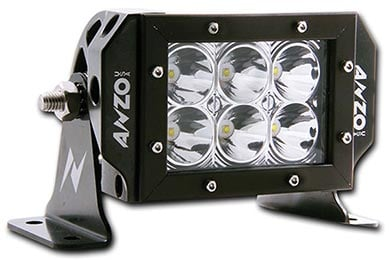Audi A8 Anzo USA Rugged Vision LED Off Road Lights